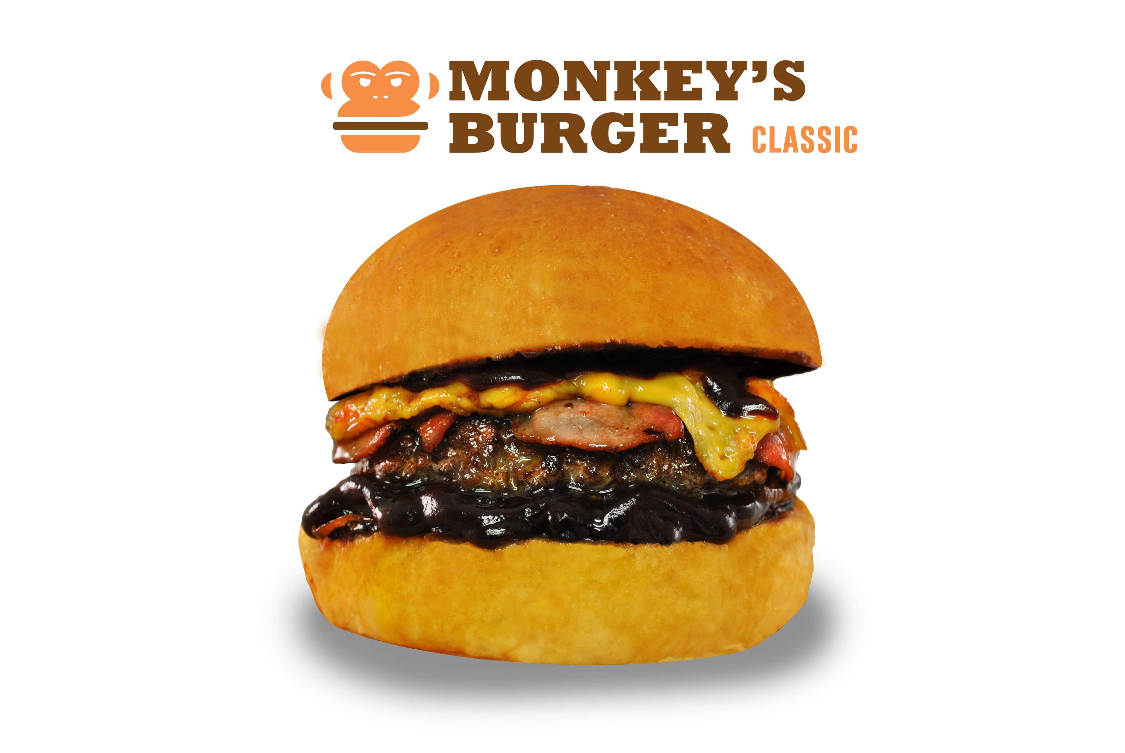 Classic BBQ Burger Szendvics