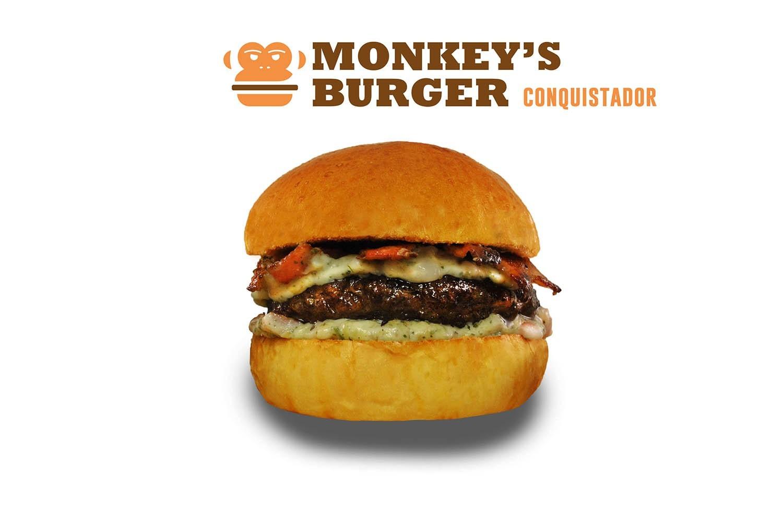 Conquistador Burger Szendvics