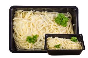 Pasta négy sajtos