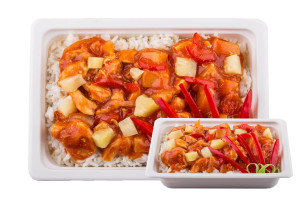 Édes-Savanyú rizs