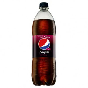 Pepsi Max Wild Cherry