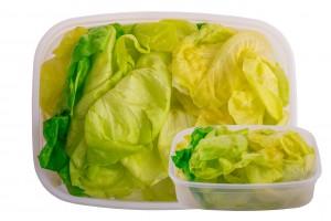 Ecetes fejes saláta